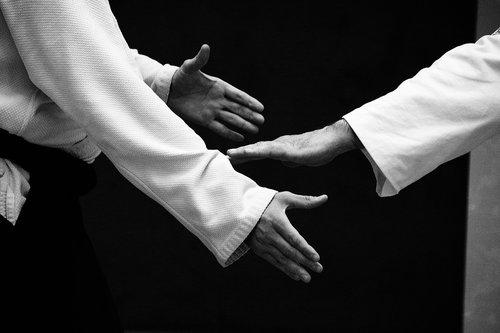 aikido  self-defense  training