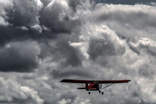 air ultra light plane