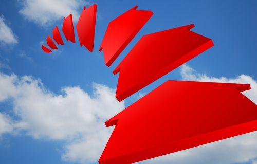 air arrow chart