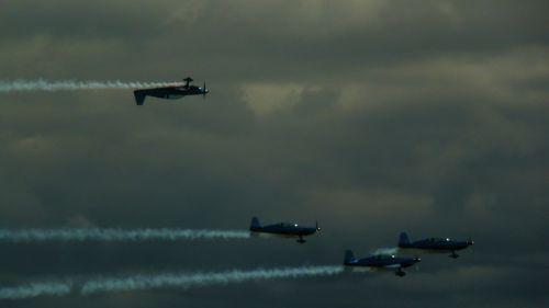 Air Acrobatics