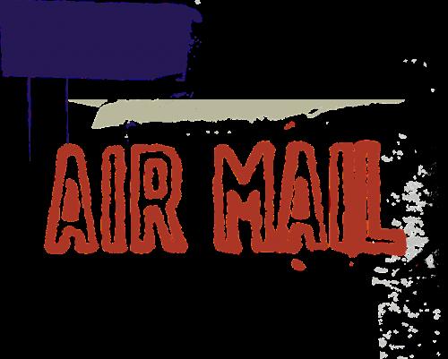 air cargo air mail transport