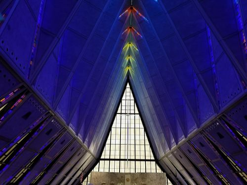 air force academy chapel chapel colorado springs