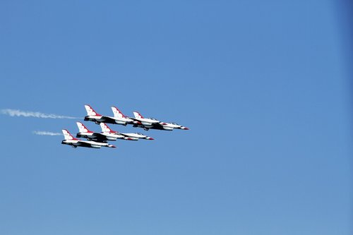 air force thunderbirds  thunderbirds  chicago air show