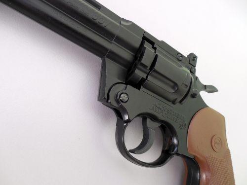 air pistol pistol revolver