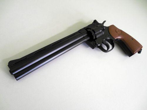 air pistol revolver colt