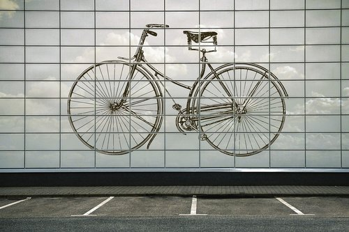 air pollution  parking  bicycle