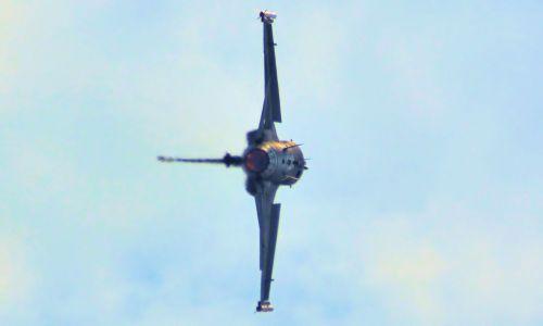 air show stunts aircraft