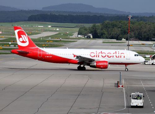 airberlin aircraft aviation