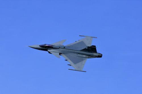 Airborne Gripen