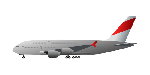 airbus airline airliner