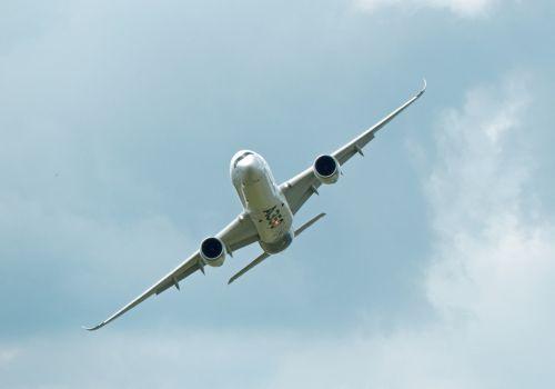airbus a350 passenger aircraft