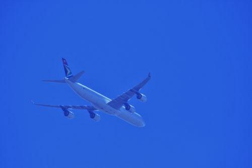 Airbus Departing
