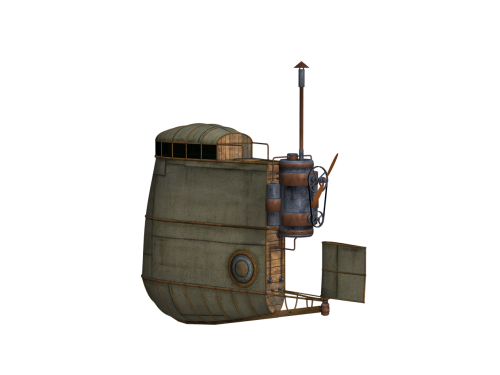 aircraft airship float