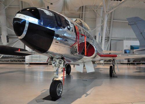 aircraft t-33a udvar-hazy
