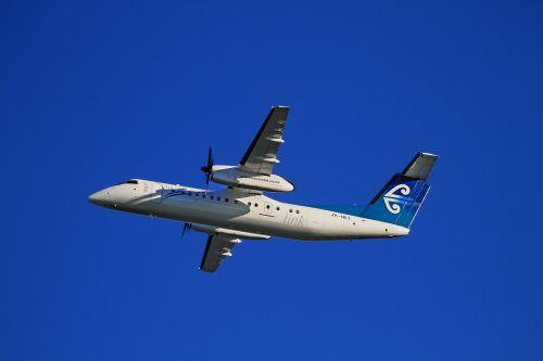 aircraft air new zealand airplane
