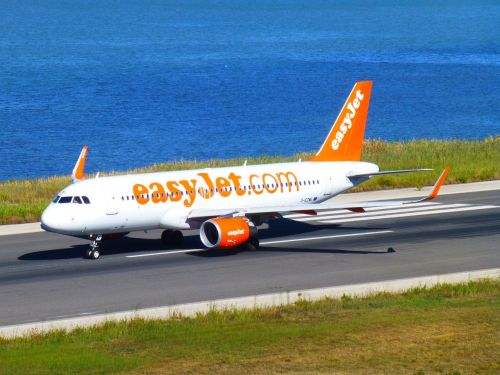 aircraft easy jet jet