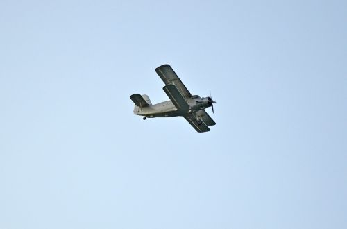 aircraft propeller double decker