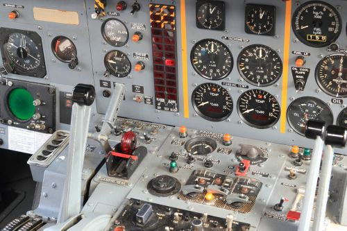 aircraft fighter cockpit
