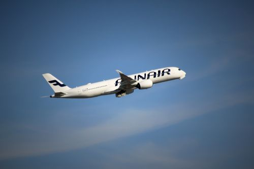 aircraft finnair fly