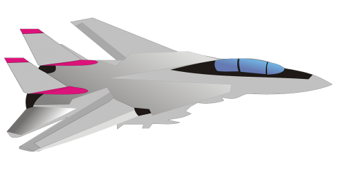 aircraft jet airplane