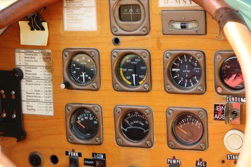 aircraft oldtimer double decker