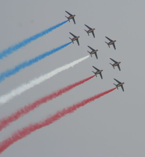 aircraft patrol france