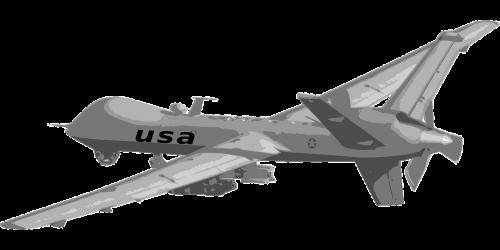 aircraft drone usa
