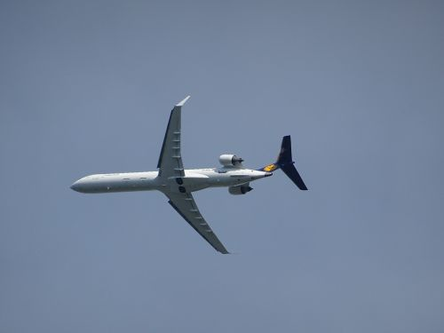aircraft wing lufthansa