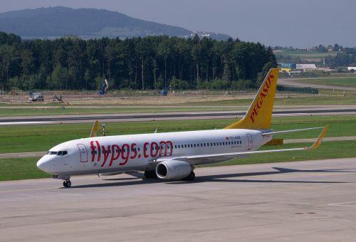 aircraft boeing 737-800 pegasus