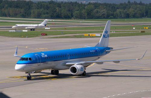 aircraft embraer 190 klm