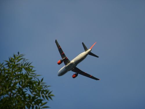 aircraft start take off