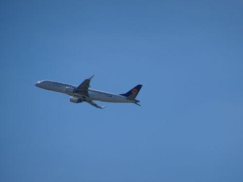 aircraft start departure