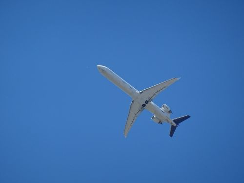 aircraft passenger machine sky
