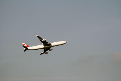 aircraft switzerland departure