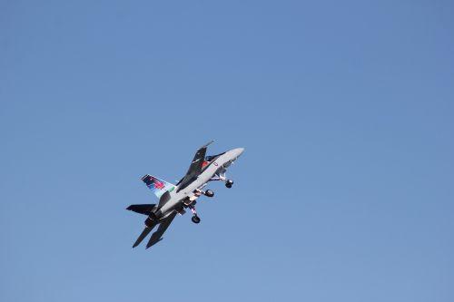 aircraft combat parade