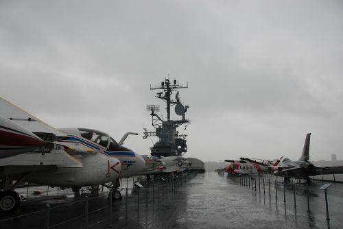 aircraft aircraft carrier clouds