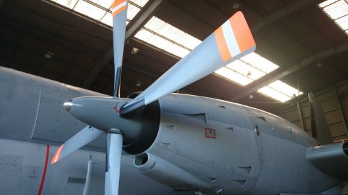 aircraft military propeller