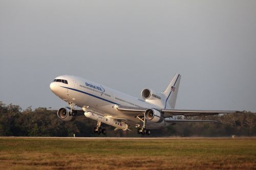 aircraft take off science