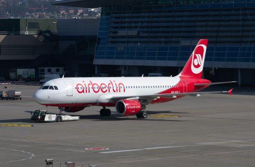 aircraft air berlin airberlin