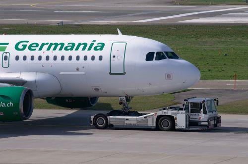 aircraft germania airbus a319