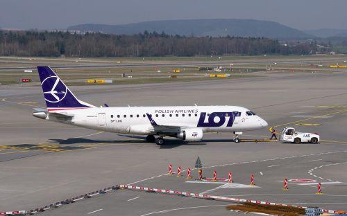 aircraft lot embraer 170