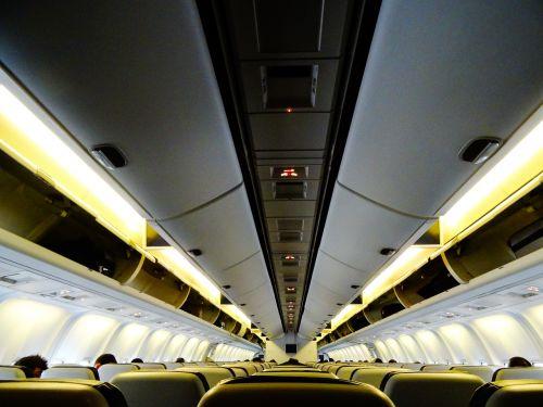 aircraft seat holiday