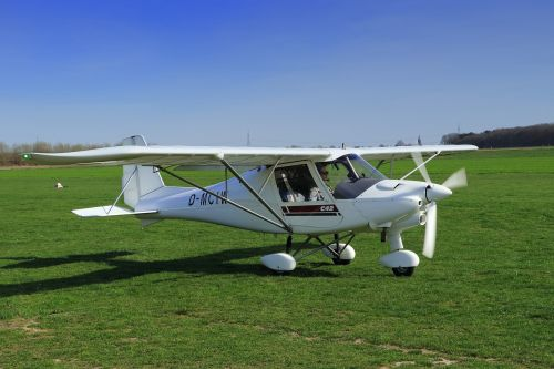 aircraft ultra-light airport