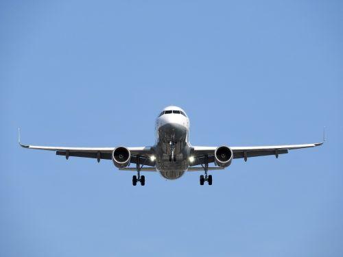 aircraft landing flyer
