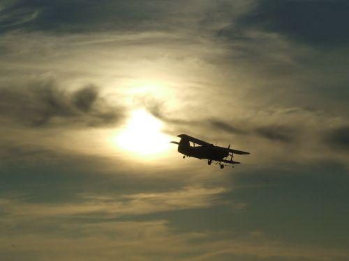 aircraft an 2 an overflight