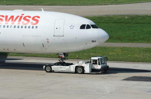 aircraft airport transport