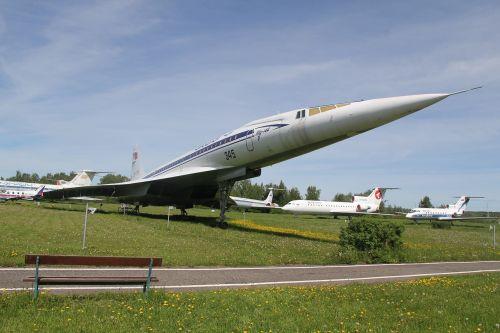 aircraft supersonic aeroplane