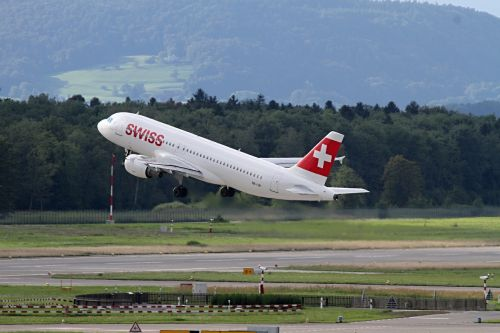 aircraft swiss swiss airlines