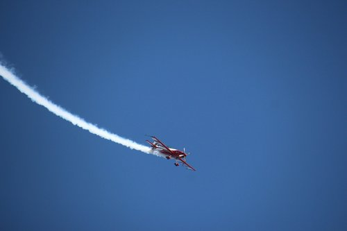 aircraft  flugshow  flight