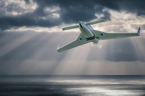 aircraft  velocity  experimental